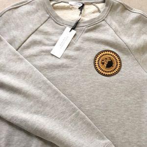 Versace Medium grey sweater brand new